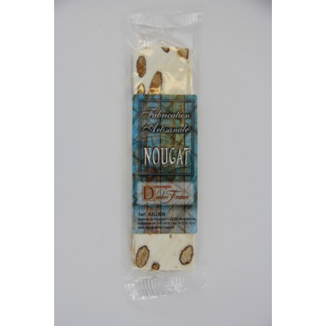 Barre 50 g Nougat tendre