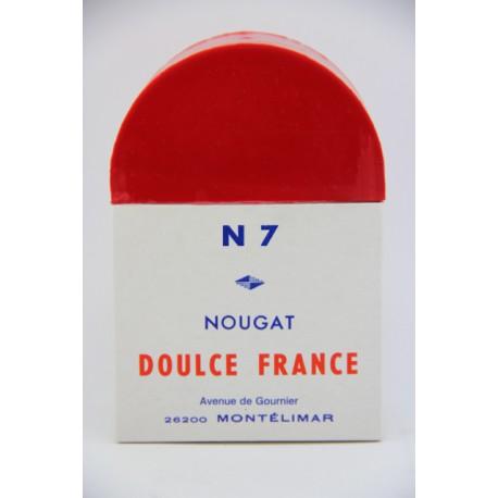 Boite Borne Nationale 7 nougat tendre 100 g