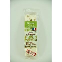 Barre 50 g Nougat de Montélimar dur