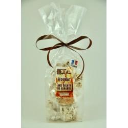 Sachet 200g Nougat aux éclats de Caramel
