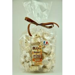 Sachet 1 kg Nougat aux éclats de Caramel