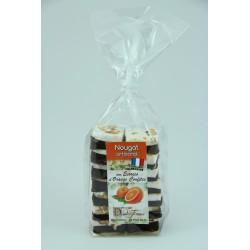 Sachet 200g Nougat aux écorces d'oranges confites